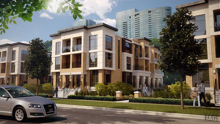 Hendon Ave & Greenview Avenue,Toronto,Canada,New Condo Projects,Hendon Ave & Greenview Avenue,1093