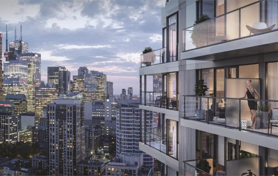 69 Mutual St,Toronto,Canada,New Condo Projects,69 Mutual St,1096
