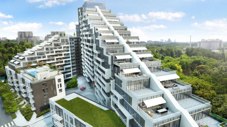 Leslie St & Bayview Ave,Toronto,Canada,New Condo Projects,Leslie St & Bayview Ave,1115
