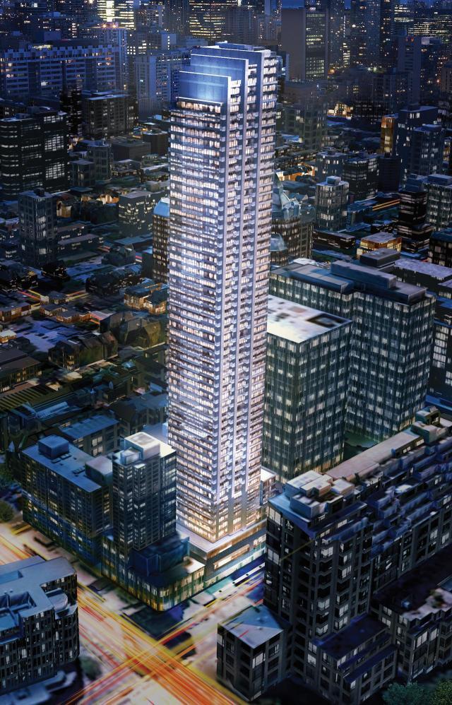 387 Bloor Street E.,Toronto,Canada,New Condo Projects,387 Bloor Street E.,1117