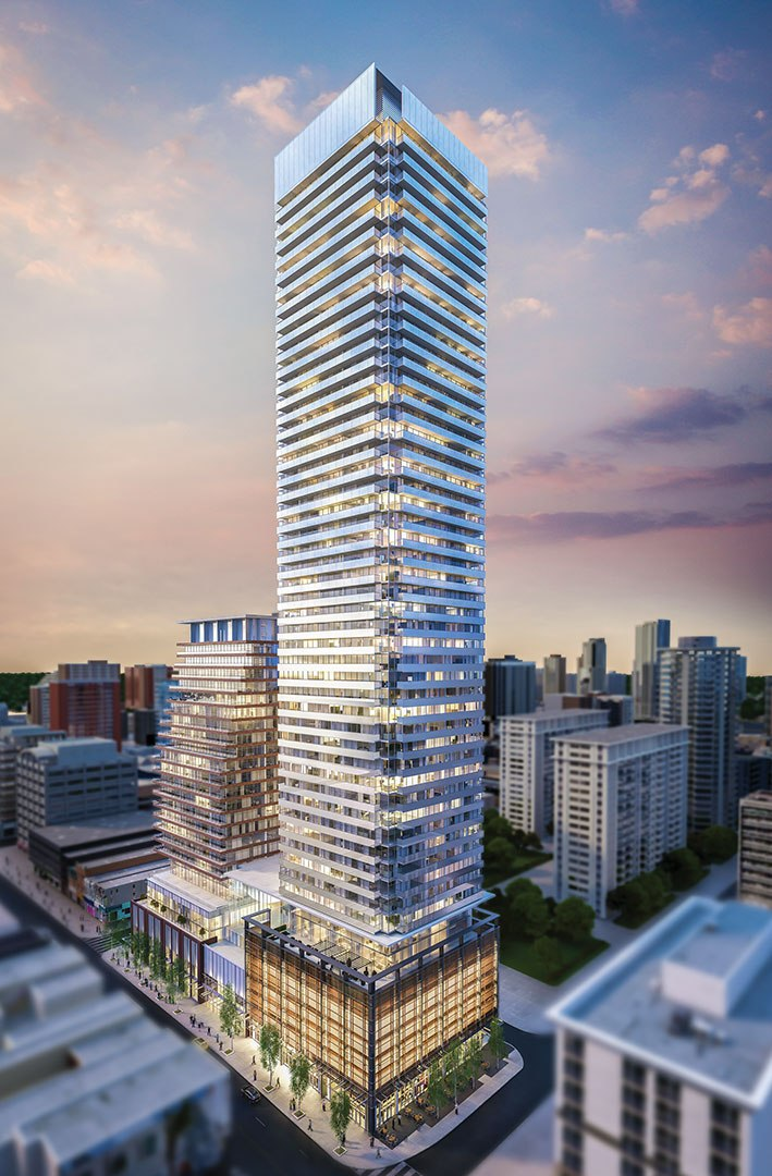 Yonge St & Alexander St,Toronto,Canada,New Condo Projects,Yonge St & Alexander St,1123
