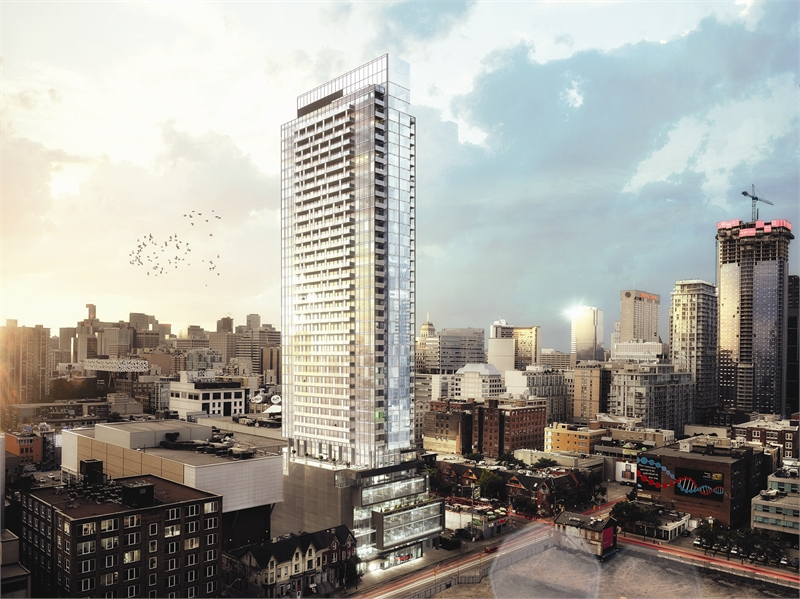 John St & Adelaide St W,Toronto,Canada,New Condo Projects,John St & Adelaide St W,1124