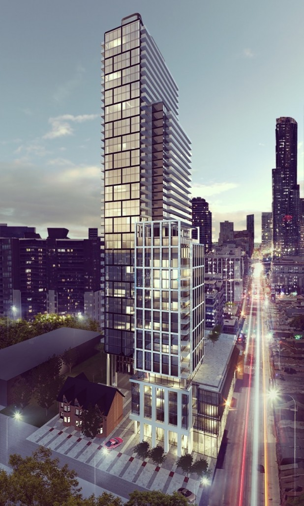 Yonge St & Dundonald St,Toronto,Canada,New Condo Projects,Yonge St & Dundonald St,1125