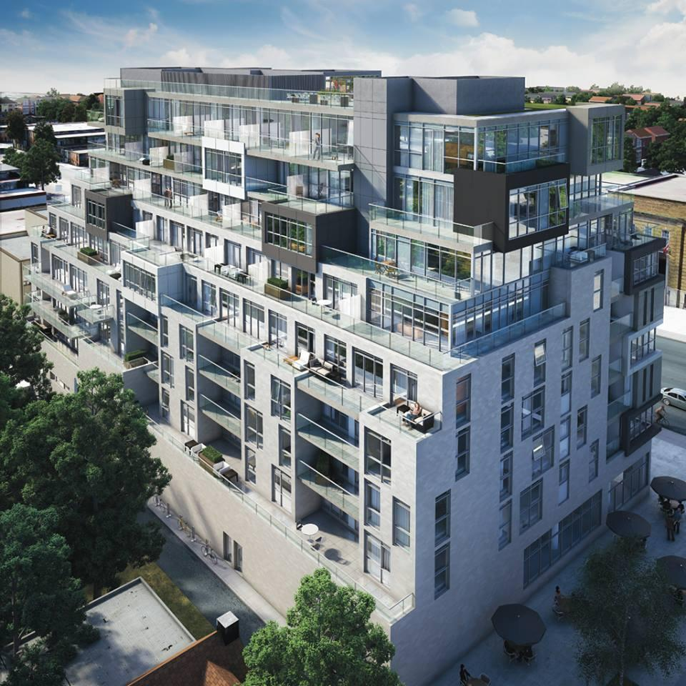 Hendrick Ave & St. Clair Ave West,Toronto,Canada,New Condo Projects,Hendrick Ave & St. Clair Ave West,1128