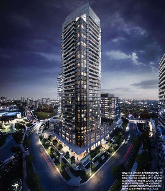 George Henry Boulevard,Toronto,Canada,New Condo Projects,George Henry Boulevard,1129