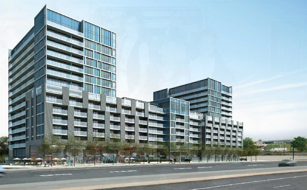 545 Wilson Ave,Toronto,Canada,New Condo Projects,545 Wilson Ave,1131