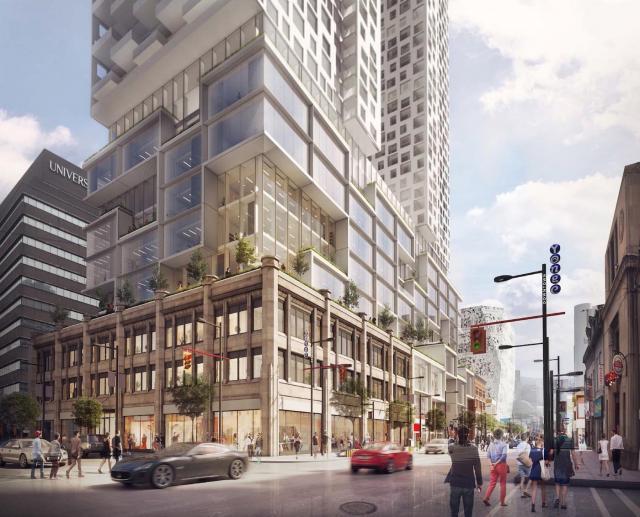363-391 Yonge Street,Toronto,Canada,New Condo Projects,363-391 Yonge Street,1138