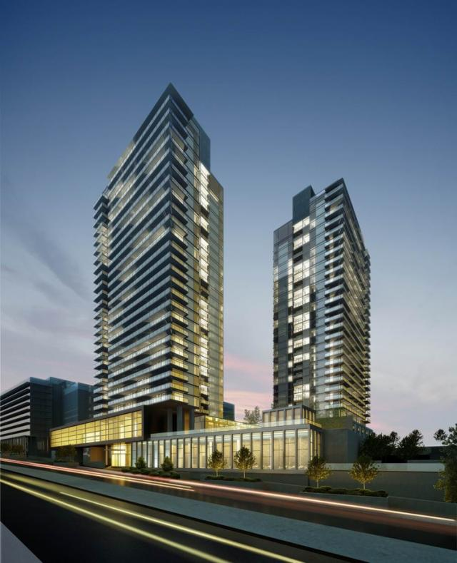 Sheppard Ave & Leslie St,Toronto,Canada,North York East,Sheppard Ave & Leslie St,1140