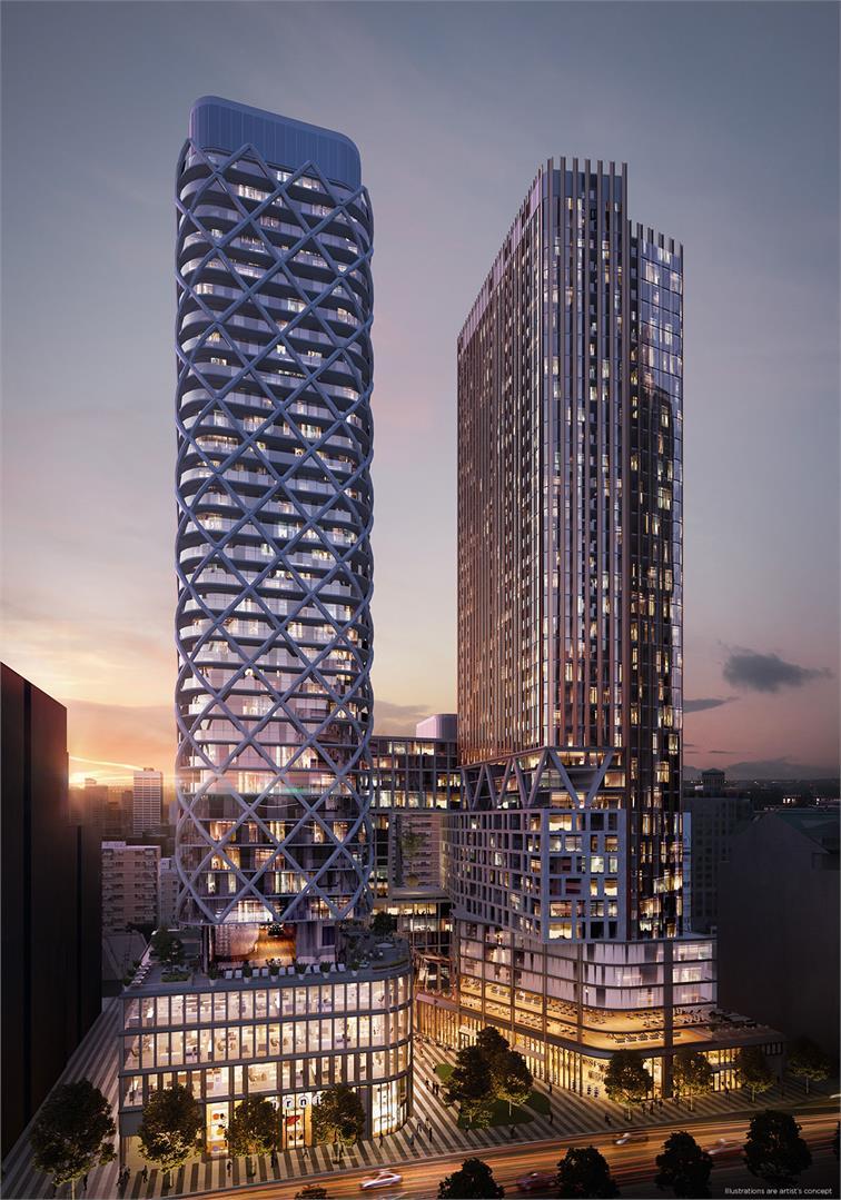 234 Simcoe Street,Canada,New Condo Projects,1233