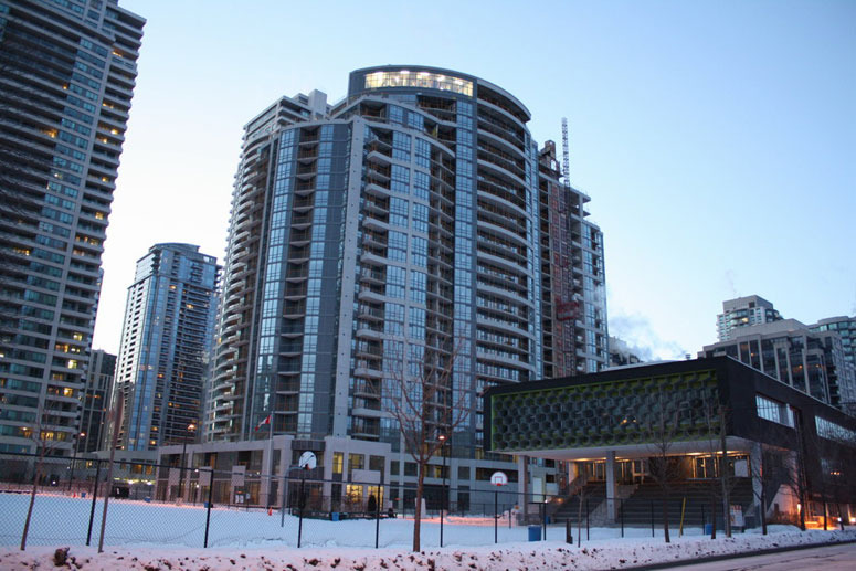 35 Hollywood Avenue,Toronto,Canada,Yonge Sheppard,35 Hollywood Avenue,1022