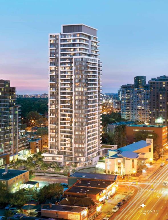 75 Canterbury Place,Toronto,Canada,Yonge Finch,75 Canterbury Place,1049