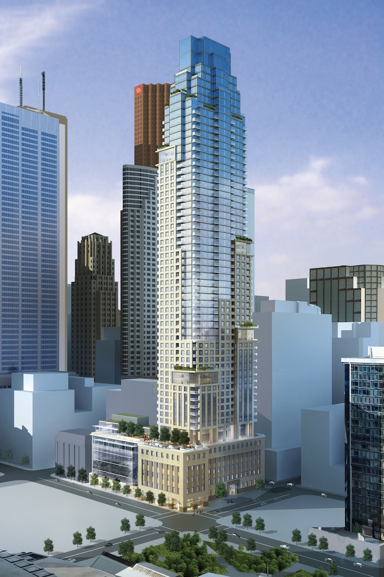88 Scott St,Toronto,Canada,New Condo Projects,88 Scott St,1065