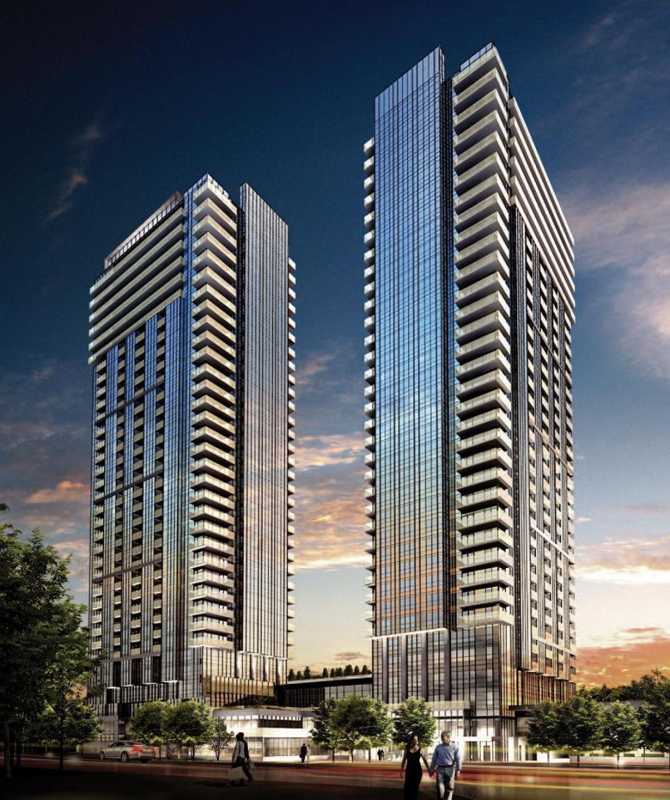 Kennedy Rd & Highway 401,Toronto,Canada,New Condo Projects,Kennedy Rd & Highway 401,1070