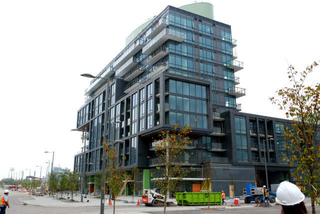 Cherry St & Front St East,Toronto,Canada,New Condo Projects,Cherry St & Front St East,1077
