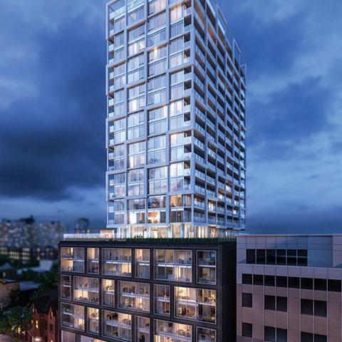 Ontario St & Richmond St,Toronto,Canada,New Condo Projects,Ontario St & Richmond St,1084