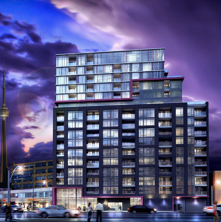 Spadina Ave & Queen St West,Toronto,Canada,New Condo Projects,Spadina Ave & Queen St West,1086
