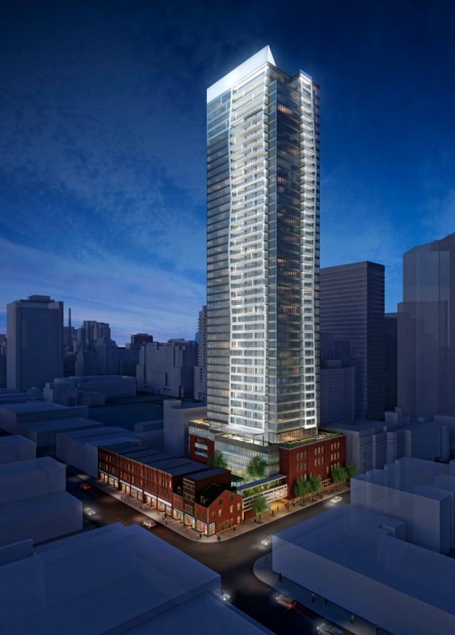 Yonge St & St Joseph St,Toronto,Canada,New Condo Projects,Yonge St & St Joseph St,1087